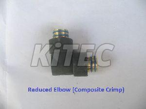 Composite Crimp Reduces Elbow