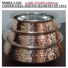 COPPER STEEL LAGAN HANDI