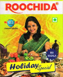 Roochida Holiday Special Mix Masala