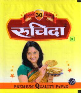 Roochida Premium Quality Papad