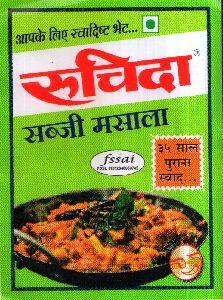 Roochida Sabji Masala