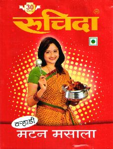 Roochida Varhadi Mutton Masala