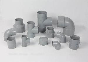 PVC Rigid Fittings Compounds