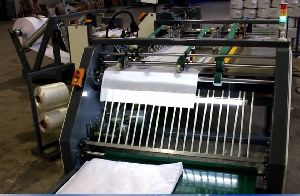 Auto Woven Bag Cutting & Sewing Line 03