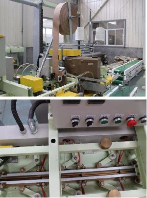 Heat Sealing With Bag Sewing Machine 03