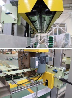 Heat Sealing With Bag Sewing Machine 04