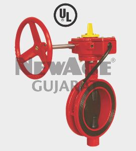 UL Approved Butterfly Valve