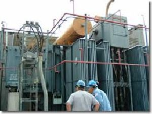 Distribution Transformer Repairing Services 01