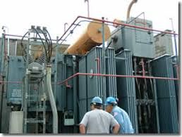 Distribution Transformer Repairing Services