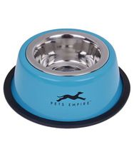 Stainless Steel Detachable Pet Bowls