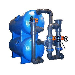 M.S. Commercial Sand Filter
