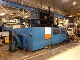 Vertical Turning Machine