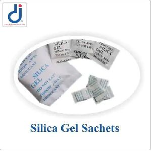 DesiPak Silica Gel Packets