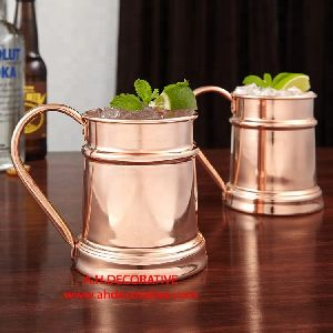 Copper Beer Stein