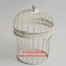 Decorative Cream Birdcages