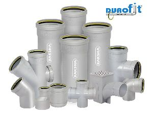 PVC Agri Fittings