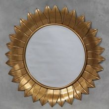 Antique Metal framed decorative large wall mirrors