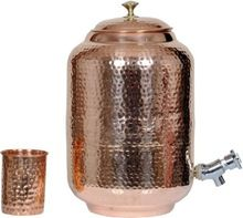 copper multipurpose storage tank