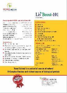 LIV Boost-101 Liver Tonic Supplement
