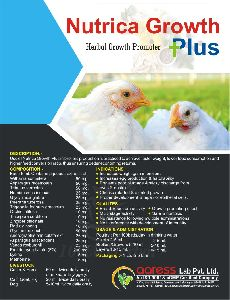 Nutrica Growth Plus Supplement