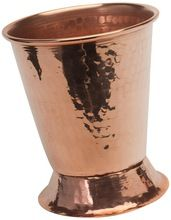 Hammered Mint Julep Cup
