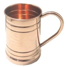 Large Copper Tankard Moscow Mule MUG