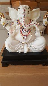 Resin Ganesh JI Statue