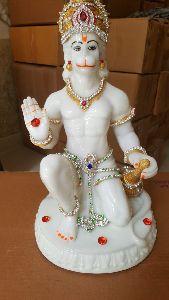 Resin Hanuman Ji Statue