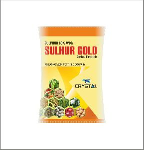 Sulhur Gold Contact Fungicide