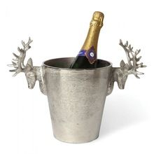 aluminium cast solid wine bucket