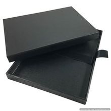 Black Corrugated Box