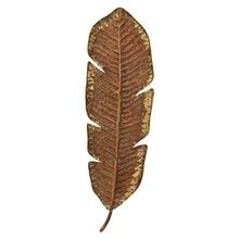 single leaf wall art