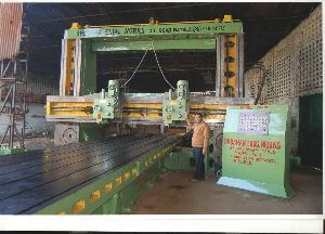 Double Column Plano Milling Machine
