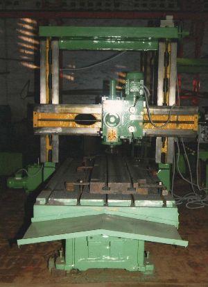 Plano Miller Machine 01