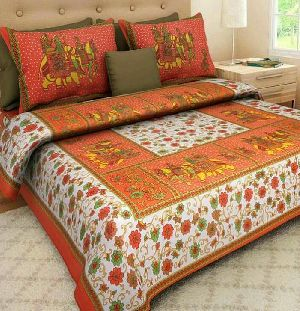 Cotton Bedsheet 35