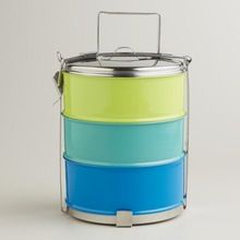 Colour Tiffin Box