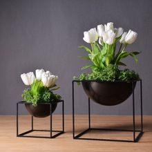 Decorative Planter Stand