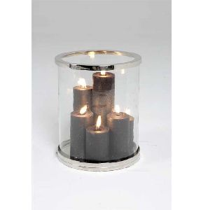 WEDDING CENTRE TABLE DECORATION HURRICANE CANDLE HOLDER
