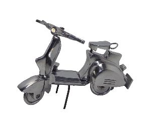 Metal Scooter