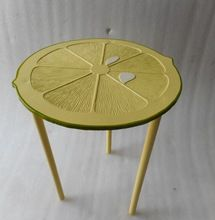 Decorative Lemon shape table