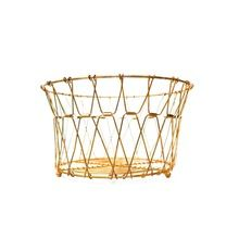 Iron Wire Folding Basket