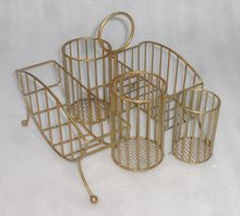 Kitchen Utensils Wire Mesh Basket