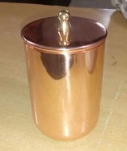 Soy Candle Jar With Lid