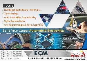 ECM Repairing  training course