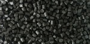 30% Black Nylon Glass Filled Granules