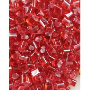 Acrylic Red Granules