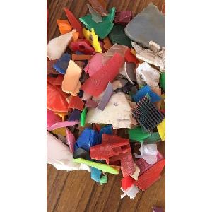 PP Glass Filled Mix Color Regrind Scrap