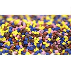 PP Mix Color Granules