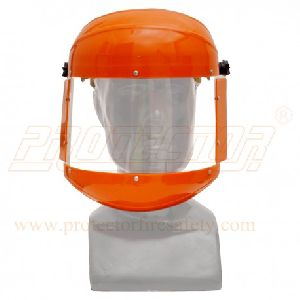 Face shield clear 6 X 11 A type (Head Ring)