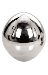 Egg Shaped Railing Ball